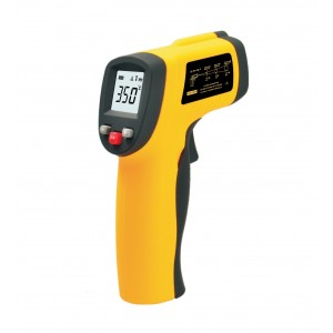 Infrared Thermometer GM300 with laser aimpoint