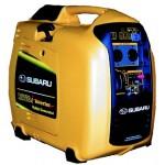 Subaru R1700i 1.65KVA, 1650watts (max) portable petrol inverter generator