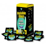 Stoner Invisible Glass Len Wipes - 40 per pack