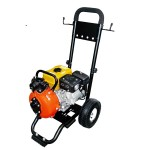 Crommelins Fire Fighting Pump on Trolley with  6.0hp Subaru EX17 Engine