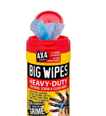 Bigwipes cleaning wipes