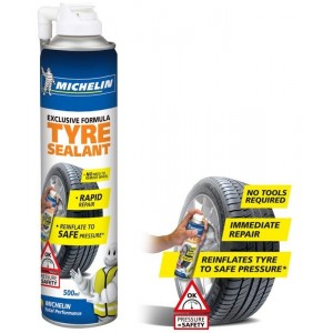 Michelin Tyre Sealer - 500ml